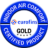 eurofins GOLD Certified Product